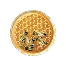 Capsula per barattolo miele Ø82 ND63