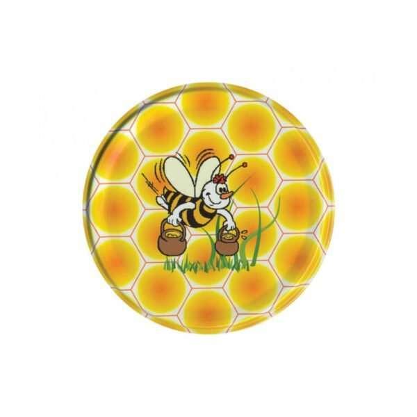 Capsula per barattolo miele Ø82 ND4