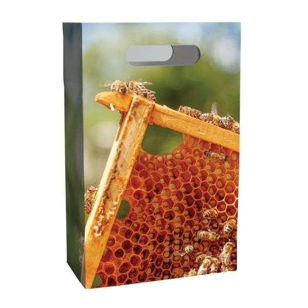 Sacchetto regalo in cartone 300x490x95mm, TP3C