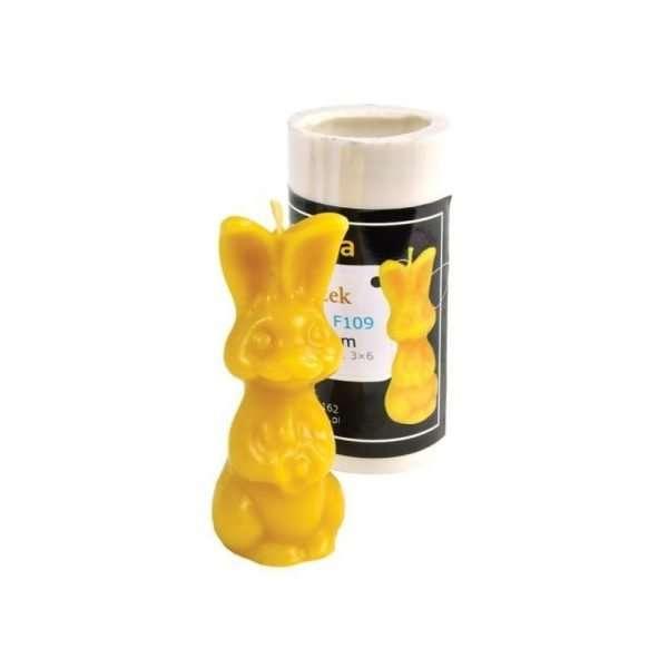 Stampo per candele in silicone - PICCOLA LEPRE
