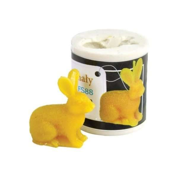 Stampo per candele in silicone - LEPRE PICCOLA