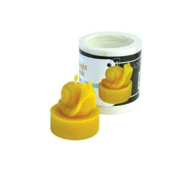 Stampo per candele in silicone - LUMACA
