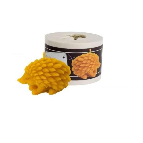 Stampo per candele in silicone - RICCIO PICCOLO