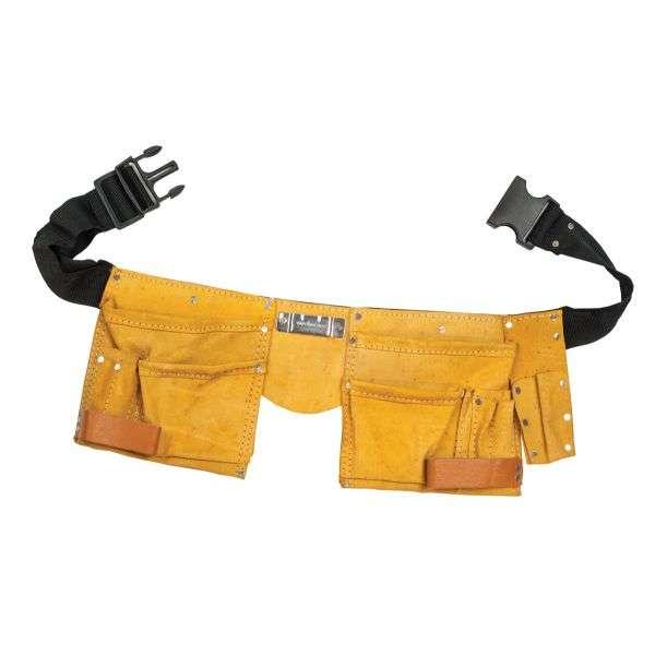 Cintura in pelle per attrezzi da apicoltore modello medio 125cm