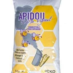 Combustibile vegetale per affumicatore aroma calmante lavanda busta 24Kg