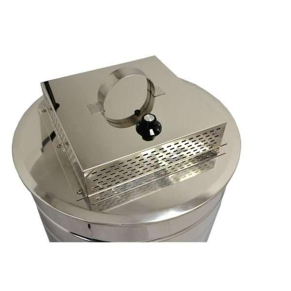 Coperchio riscaldante per maturatori da 100L e 150L trasforma il maturatore in sceratrice