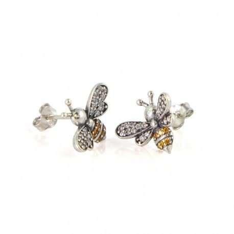 Orecchini api bottinatrici in argento 925 - BL_K01