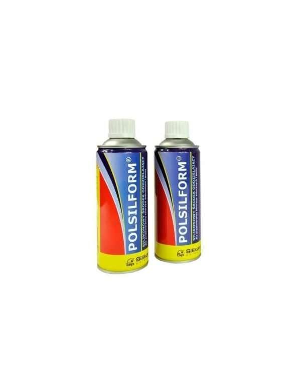 Spray al silicon per candele di cera 1PZ - 400ml