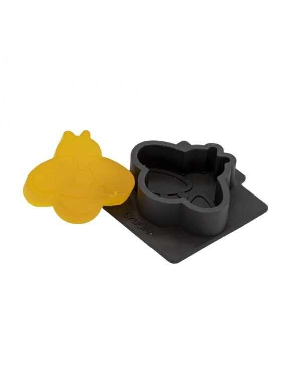 Stampo in silicone per 1 Sapone a forma di ape