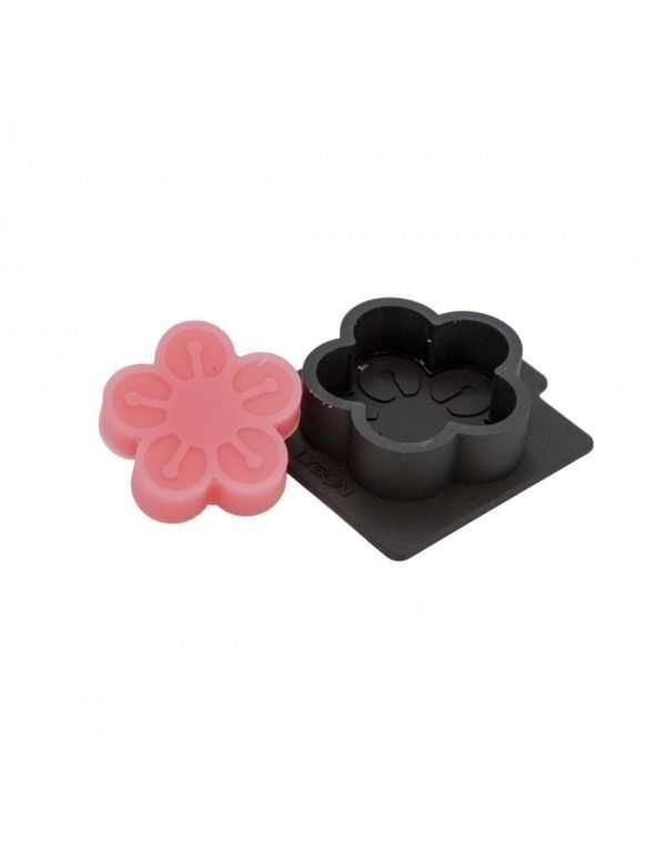 Stampo in silicone per 1 Sapone a forma di fiore