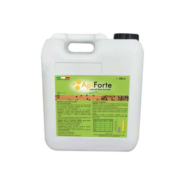 ApiForte, migliora la covata da 5L