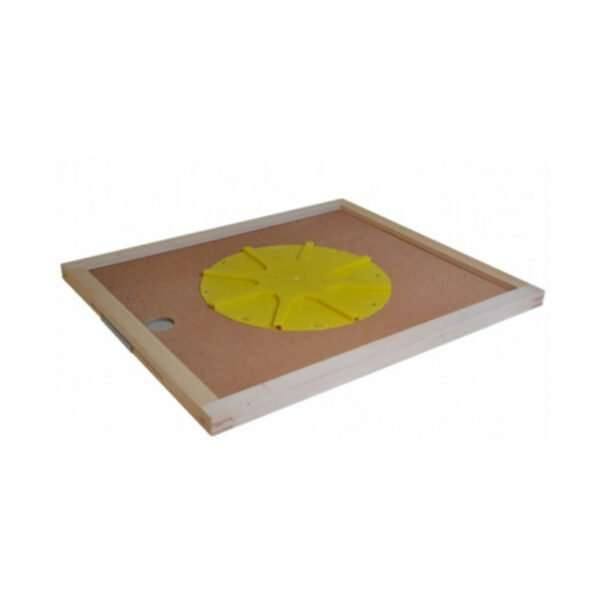 Apiscampo 8 vie su tavoletta da 12 favi 50×50
