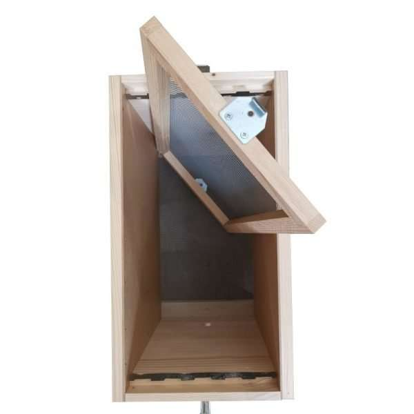 Arnia 5 telaini in legno eco con clip