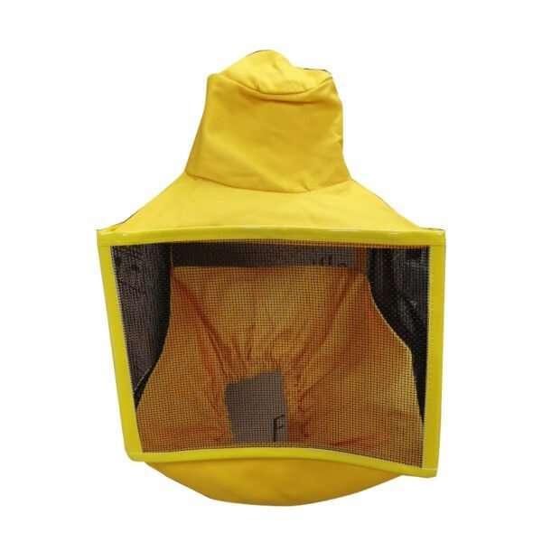 Cappello quadrato per giacca apicoltore a salsicciotto