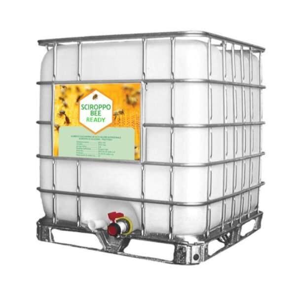 Sciroppo BEE READY 50, 25% Fruttosio, IBC 1200kg