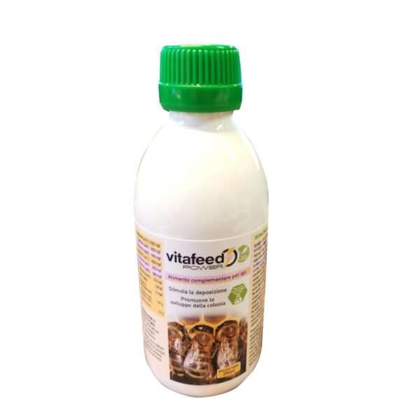 Vitafeed Power amminoacidi essenziali per api 250ml