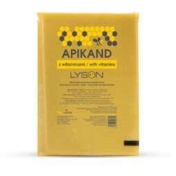 Candito Apikand con vitamine busta da 1 Kg