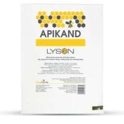 Candito Apikand normale ad alto contenuto di Fruttosio busta 1 kg