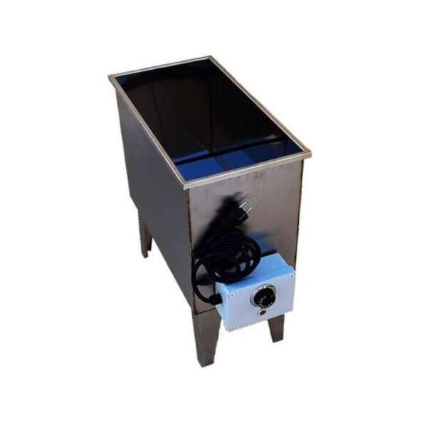 Bagnomaria elettrico da 2 contenitori