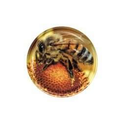 Capsula per barattolo miele Ø82 ND35